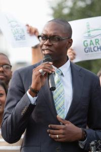 Lt. Governor Garlin Gilchrist